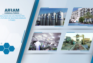 Grupo ARRAM, we plan your future so that everything happens just like you dreamt it would