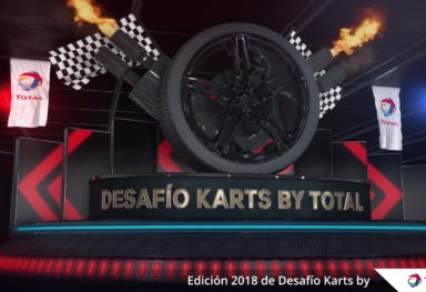 Desafío Karts by Total